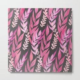 Pink flower reception Metal Print
