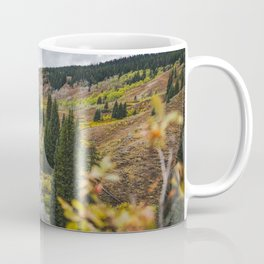 Wyoming Fall Coffee Mug