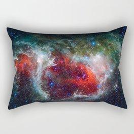 Soul Nebula Rectangular Pillow