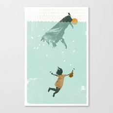 WATER DREAM Canvas Print