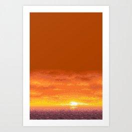 Landscape XXII Art Print