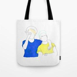 SHINee I Tote Bag