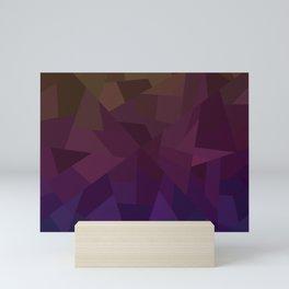 Patchwork - Flipped Mini Art Print