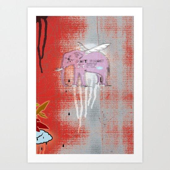Thunderstruck No. 1 Art Print