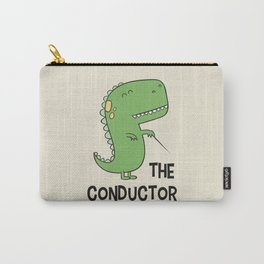 Dino The Conductor Carry-All Pouch