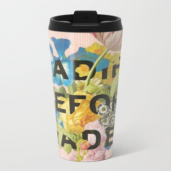 Ladies Before Hades Metal Travel Mug