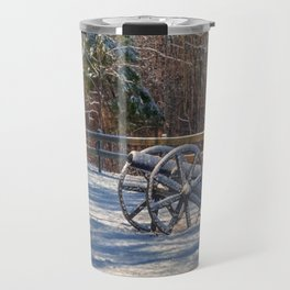 Snow Cannon Travel Mug