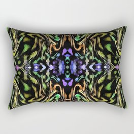 Cash Underground Rectangular Pillow