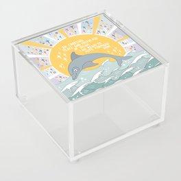 I am choosing peace Acrylic Box