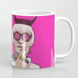 Fashionistas in NYC Coffee Mug