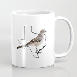 Texas – Northern Mockingbird Coffee Mug
