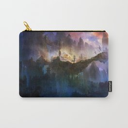 Valley of Temple Carry-All Pouch