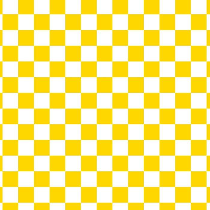 Checker (Gold/White) Leggings