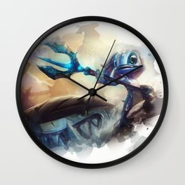 League of Legend FIZZ Wall Clock
