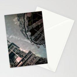 I Dream of Paris Rose Pink Stationery Cards