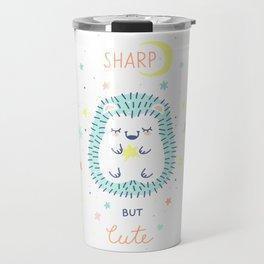 Cute Hedgehog Travel Mug