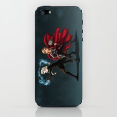 Thunder and Frost iPhone & iPod Skin