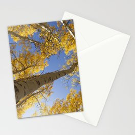 Aspen Colorado Looking Up Stationery Cards