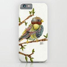 Positivity Bird iPhone 6s Slim Case