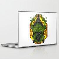 venom Laptop & iPad Skins featuring Venom by Bryan Yentz