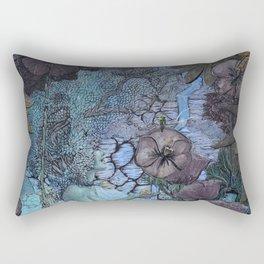 Gaian Forest Rectangular Pillow
