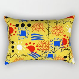 Assimilation Rectangular Pillow