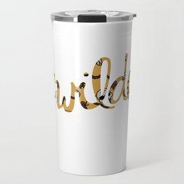 """""""Bewilder"""" Surface Design Travel Mug"""