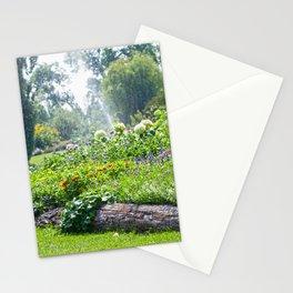Formal Garden Stationery Cards