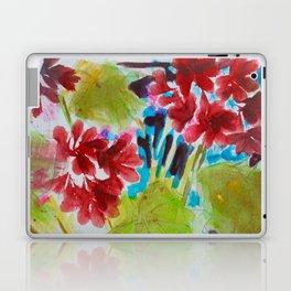 Grandiose Geraniums Laptop & iPad Skin