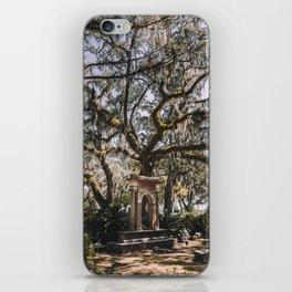 Bonaventure Cemetery - Savannah, Georgia III iPhone Skin