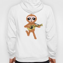 Sloths rock Hoody