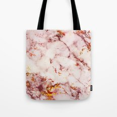Marble Effect #4 Tote Bag