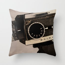 Bolex 250  Throw Pillow