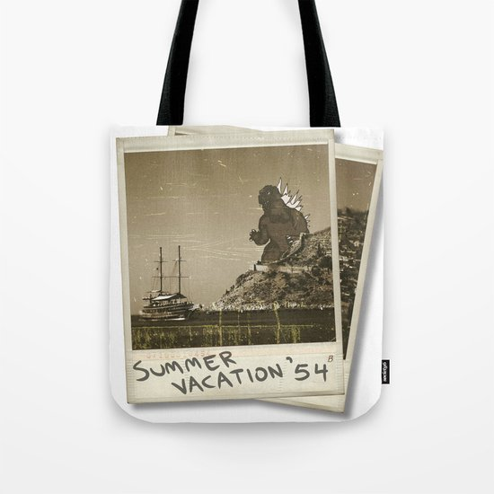 Summer of '54 Tote Bag