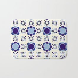 Portuense Tile Bath Mat