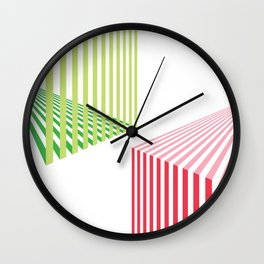 Rhetorical behaviour Wall Clock