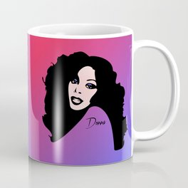 Donna Summer - Last Dance - Pop Art Coffee Mug