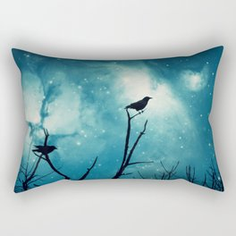 Attempted Murder At Midnight Rectangular Pillow