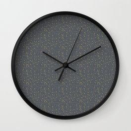 Entwined - Fortress Collection Wall Clock