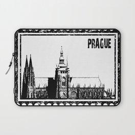Prague castle Laptop Sleeve