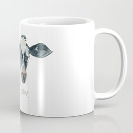 C is for Cow Coffee Mug
