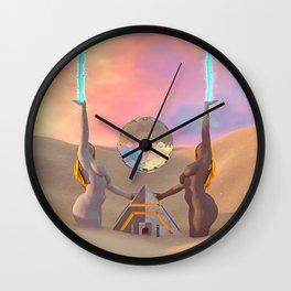Keepers Wall Clock
