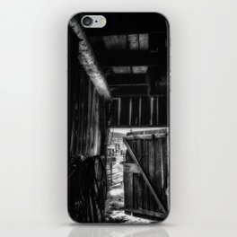 Did you Grow Up in a Barn iPhone Skin