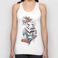 lost Tank Tops featuring Lost by Norman Duenas