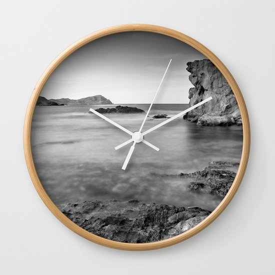Thinking .... BN Wall Clock