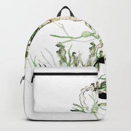 Waterwheel Plant Backpack