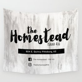 Homestead Promo Tapestry Wall Tapestry