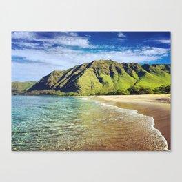 Oahu West Side Canvas Print