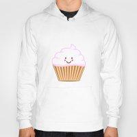 cupcake Hoodies featuring CUPCAKE by AnishaCreations