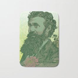 John Muir Bath Mat